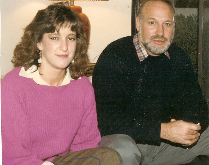 empty nest, midlife, father, daughter