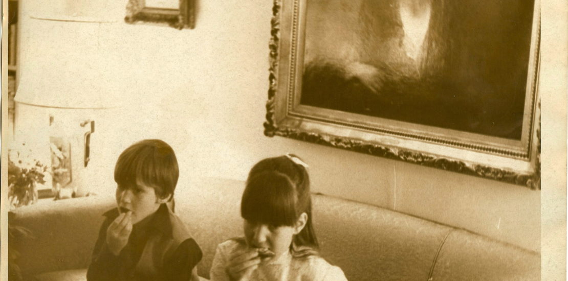 1969, family, New York City, brother, sister, photo, family pictures, midlife, empty nest