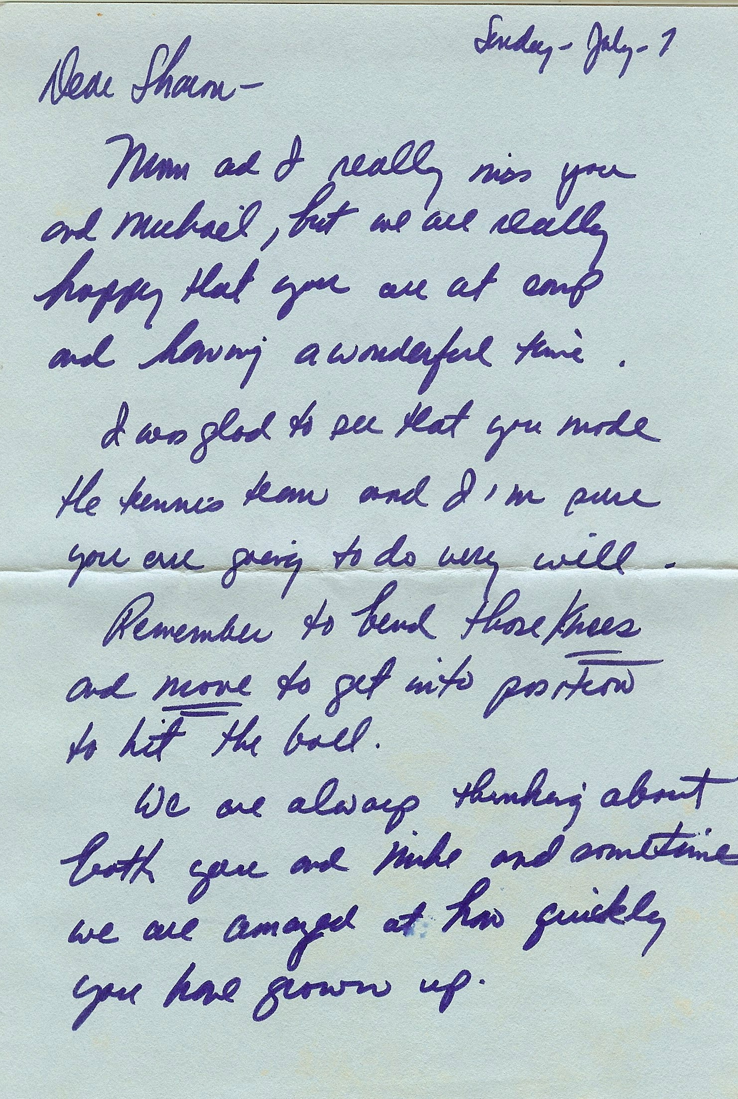 In Praise Of The Handwritten Letter
