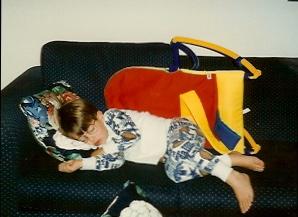 little boy, birthday, little boy sleeping, my son, annual photo, family, midlife, empty nest, baby boomer